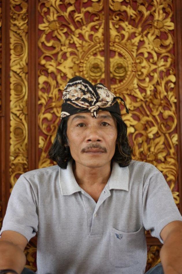 Pengajar Tari Bali